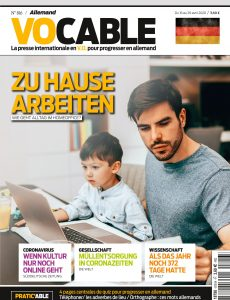 Vocable Allemand – 16 avril 2020