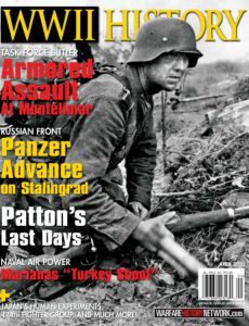 WWII History – April 2020