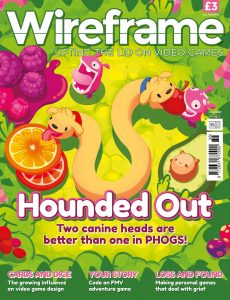 Wireframe – Issue 36, 2020