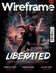 Wireframe – Issue 37 2020