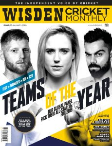 Wisden Cricket Monthly – January 2020