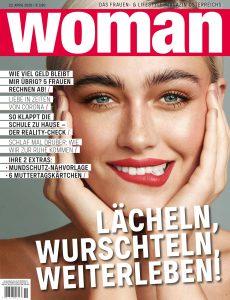 Woman Austria – 23  April 2020