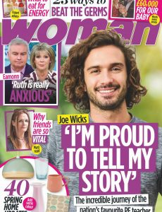 Woman UK – 27 April 2020