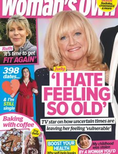 Woman's Own – 04 May 2020