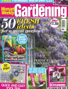 Woman's Weekly Living Series – May 2020