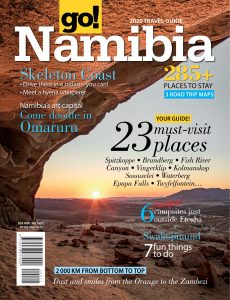 go! Namibia – 2020 Travel Guide