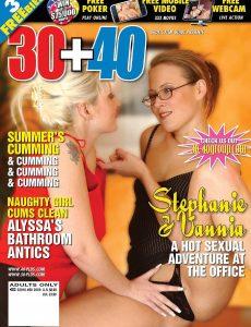 30+40 – Volume 60 2010