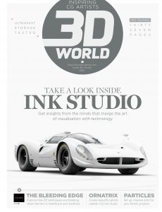 3D World UK – Issue 260, July 2020