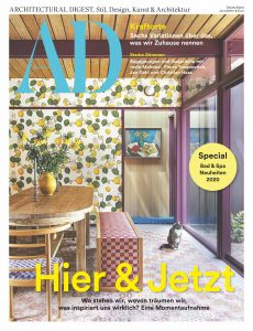 AD Architectural Digest Germany – Juni 2020