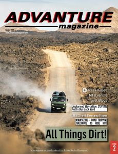 Advanture Magazine – Spring 2020