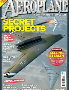 Aeroplane – Issue 556 – June 2020