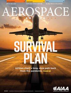 Aerospace America – May 2020