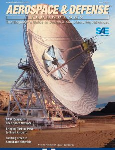 Aerospace & Defense Technology – April 2020