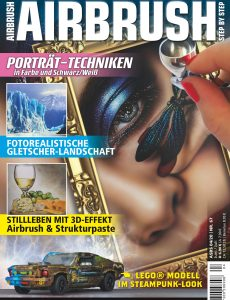 Airbrush Step by Step German Edition – Juni-Juli 2020