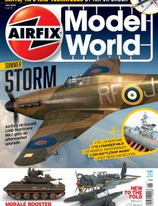 Airfix Model World – Issue 115 – June 2020