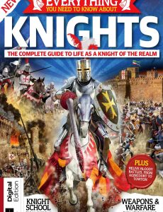All About History – Everything You Need To Know About Knights – First Edition 2020