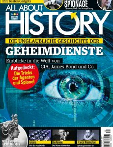 All About History German Edition – Mai-Juni 2020