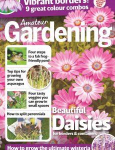 Amateur Gardening – 09 May 2020