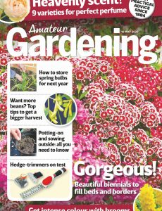 Amateur Gardening – 16 May 2020