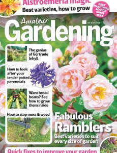 Amateur Gardening – 30 May 2020