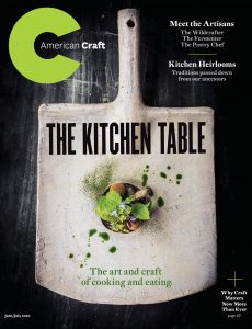American Craft – June-July 2020
