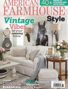American Farmhouse Style – June-July 2020