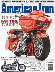 American Iron Magazine – April 2020