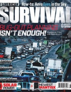 American Survival Guide – Vol 9 Issue 07 2020