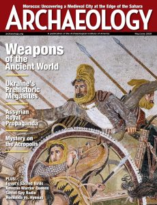 Archaeology – May-June 2020