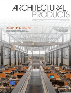 Architectural Products – Aprl 2020