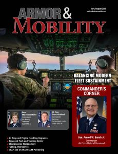 Armor & Mobility – July-August 2020
