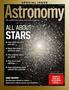 Astronomy – July 2020