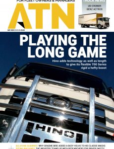 Australasian Transport News (ATN) – May 2020