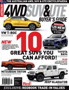 Australian 4WD & SUV Buyer's Guide – May 2020
