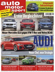 Auto Motor und Sport – 7 Mai 2020