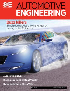 Automotive Engineering – May 2020