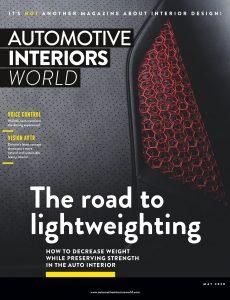 Automotive Interiors World – May 2020