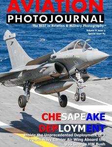 Aviation Photojournal – Chesapeake Deployment on CVN-77 Special Issue 4 2019