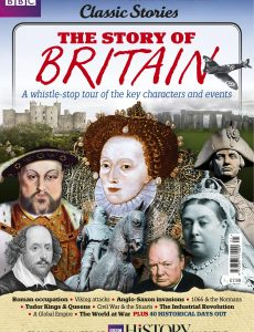 BBC History Special Edition – The Story of Britian 2016