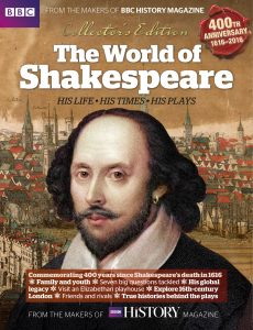 BBC History Special Edition – World of Shakespeare 2016