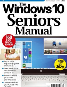 BDM's The Windows 10 Seniors Manual – VOL 29, 2020