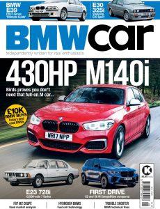 BMW Car – May 2020