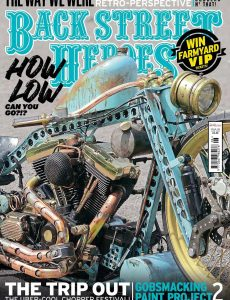 Back Street Heroes – Issue 434 – June 2020