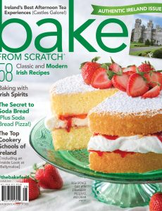 Bake from Scratch – July-August 2020