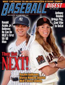 Baseball Digest – May-June 2020