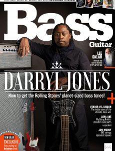 Bass Guitar – June 2020
