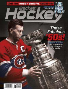 Beckett Hockey — February 2018 Free Download | Magazine Lib