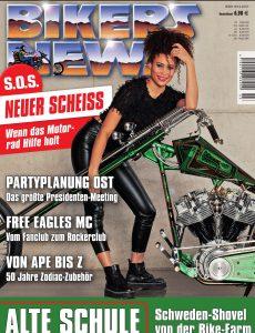 Bikers News – März 2020