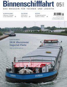 Binnenschifffahrt – Mai 2020