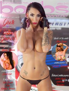 Boobs Magazine – October 2016